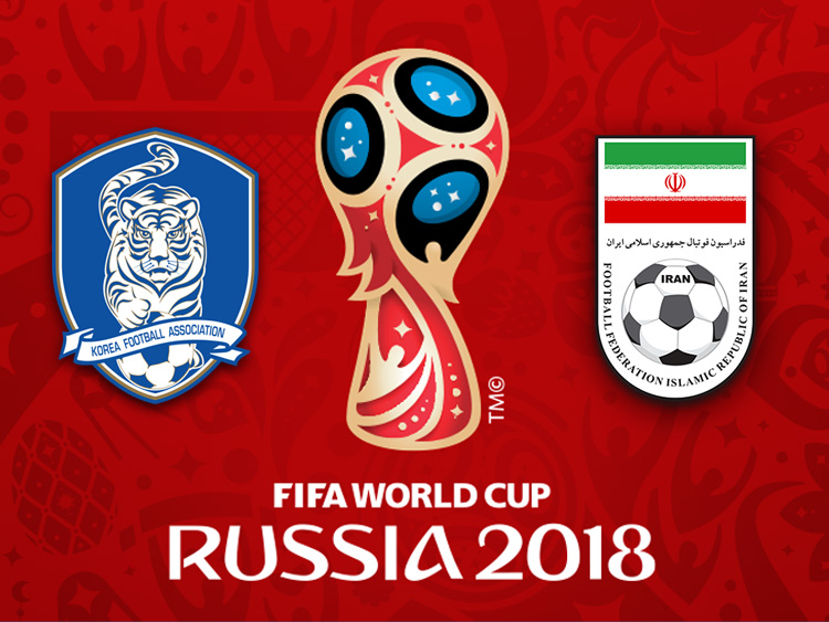 Let's Watch Football: Korea Republic vs. Iran