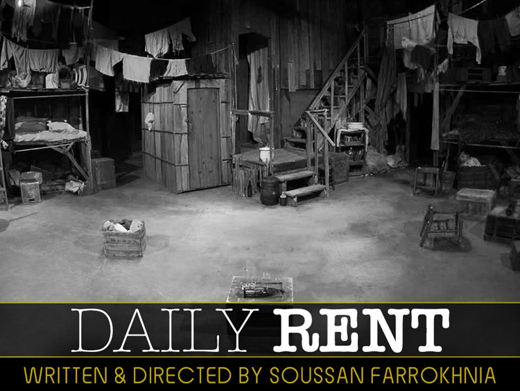 Daily Rent, a dramedy