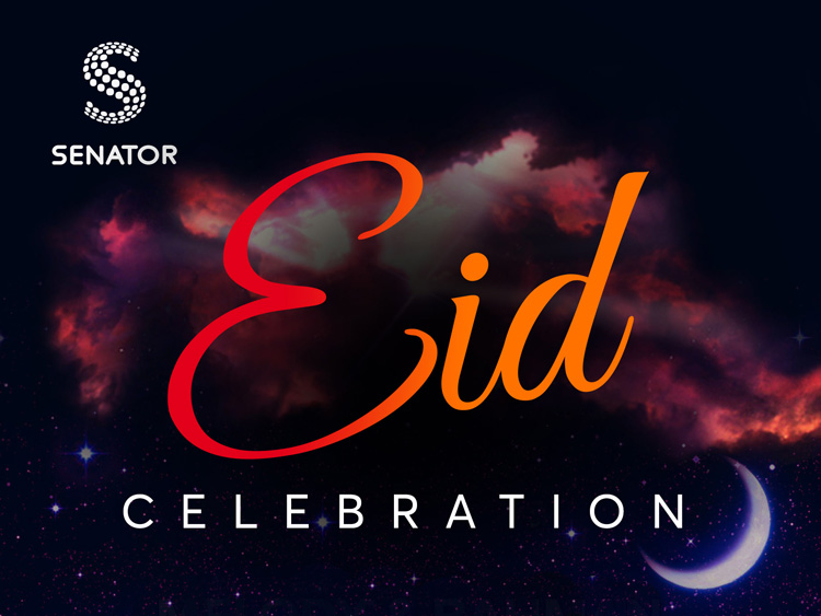 EID Celebration at SENATOR