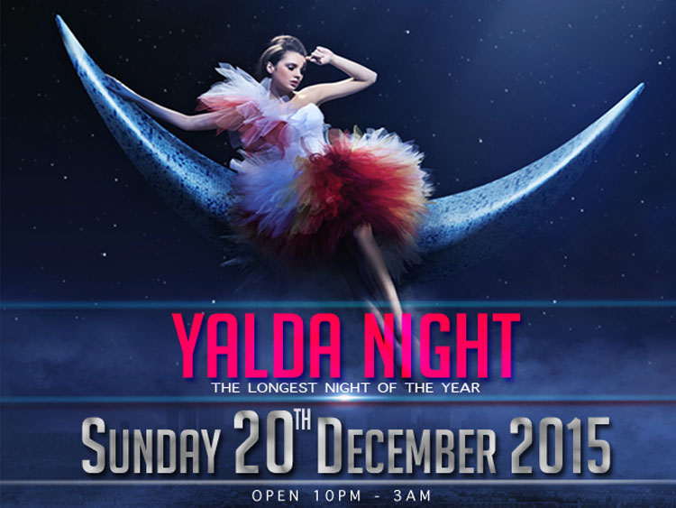 Yalda Night Party
