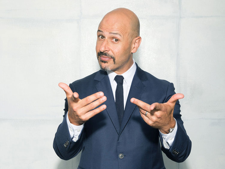 Maz Jobrani @Cadogan Hall, London (2nd Show)