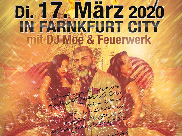 4Shanbe Soury in Frankfurt