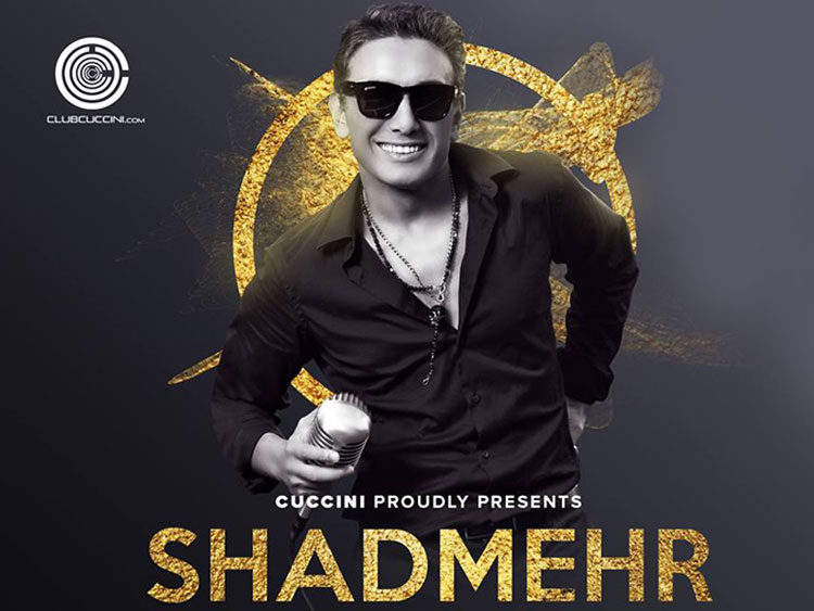 Shadmehr live in Manchester