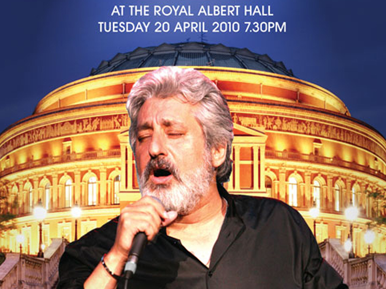 EBI: Fundraising Concert at the Royal Albert Hall - London