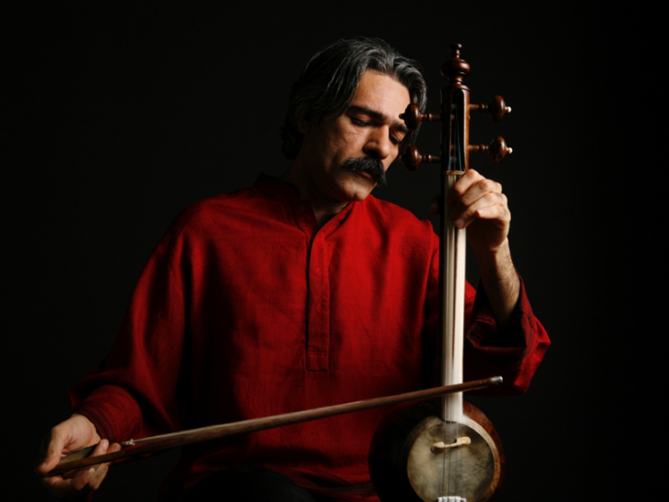 Kayhan Kalhor & The Rembrandt Trio in London