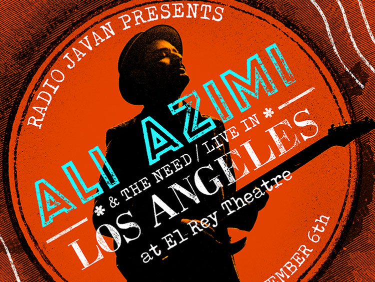 Ali Azimi live in Los Angeles