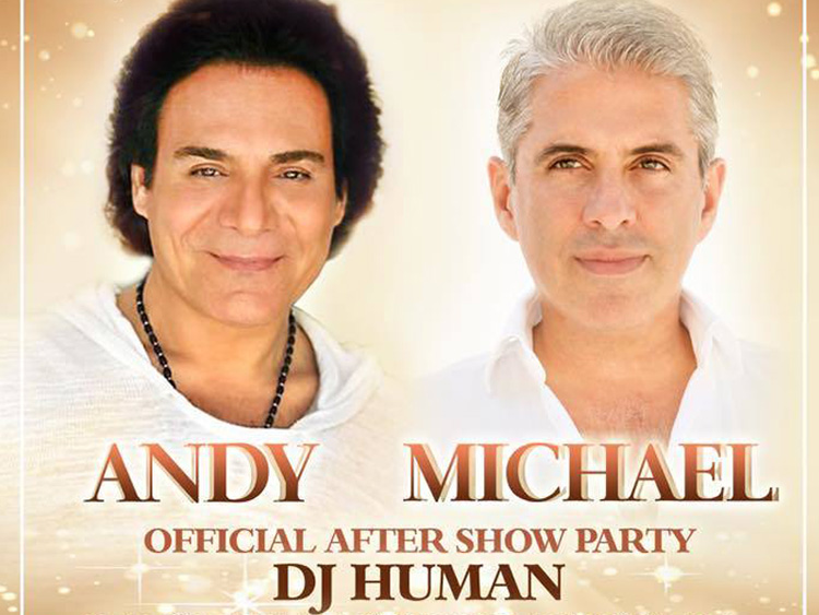 Andy & Michael Live In Hannover