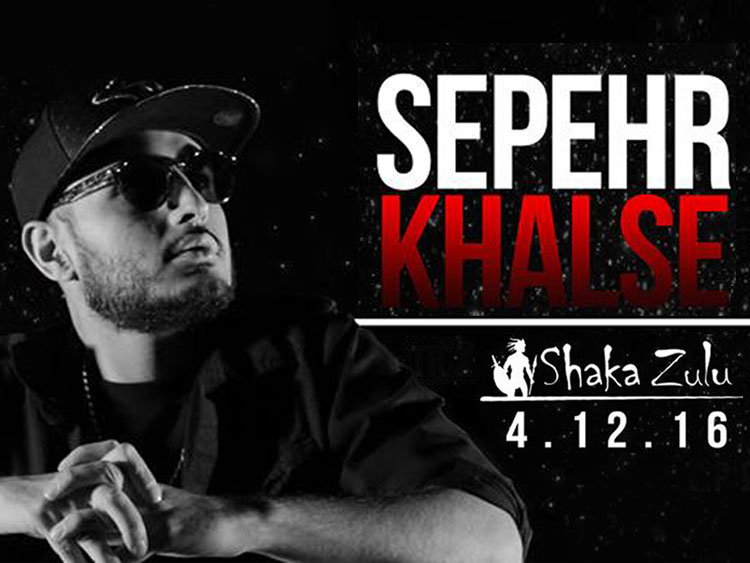 Sepehr Khalse live in London