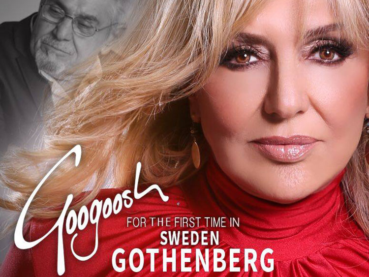 Googoosh live in Gothenburg