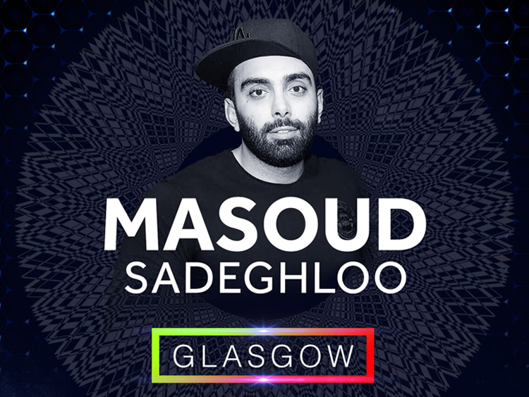 Masoud Sadeghloo live in Glasgow