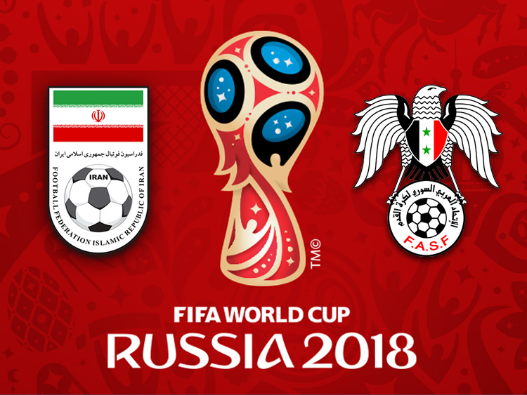 Let's Watch Football: Iran vs. Syria