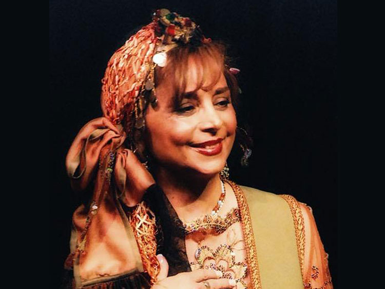 Sima Bina: Iran's Living Legend