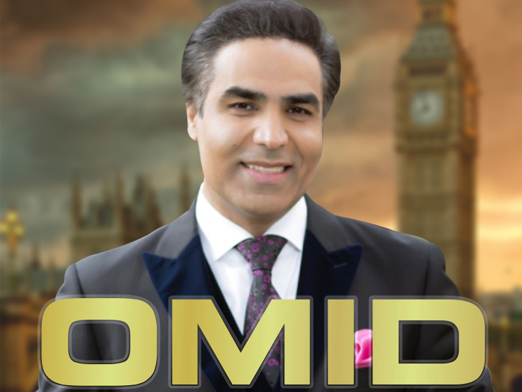 Omid live in London
