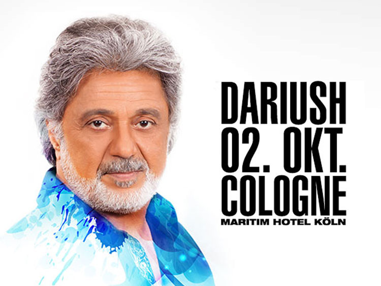 Dariush live in Cologne
