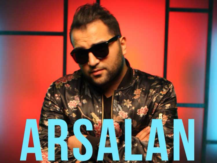 ARSALAN live in Newcastle upon Tyne