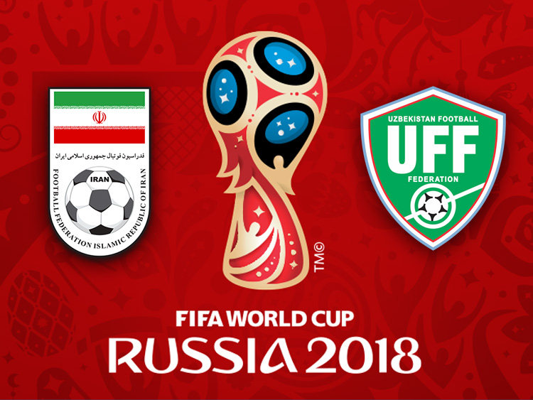 Let's Watch Football: Iran vs. Uzbekistan