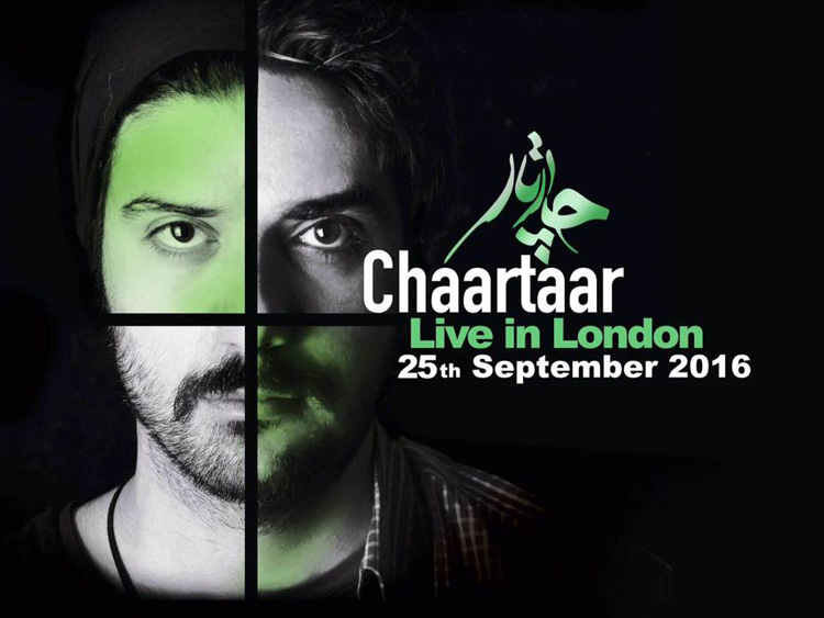 Chaartaar live in London