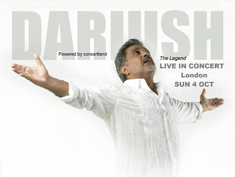 Dariush Live in London
