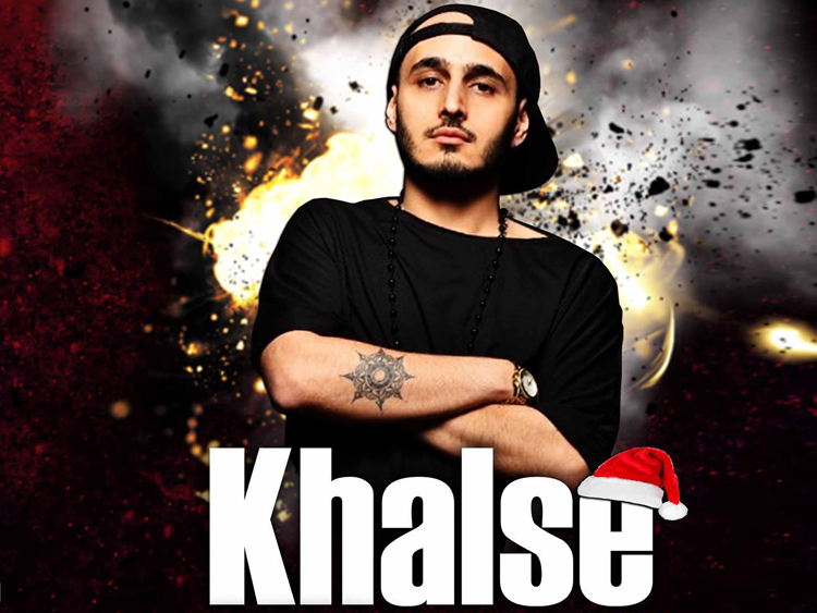 Khalse live in London