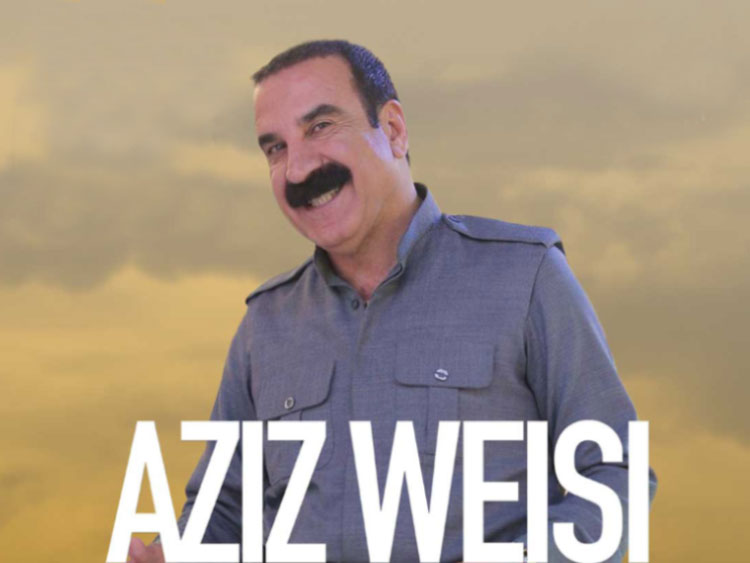 Aziz Weisi live in London
