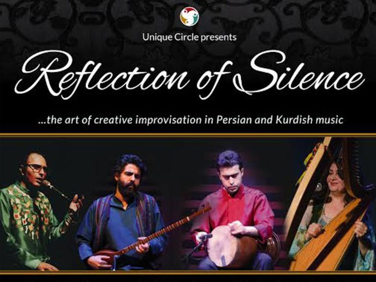Reflection of Silence, Exploration of Persian & Kurdish Music
