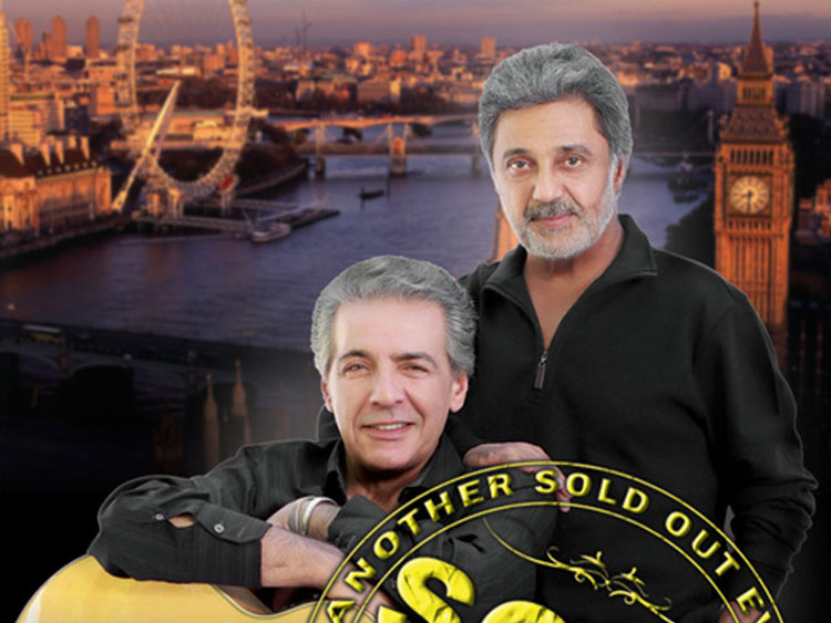 Dariush & Faramarz Aslani in London