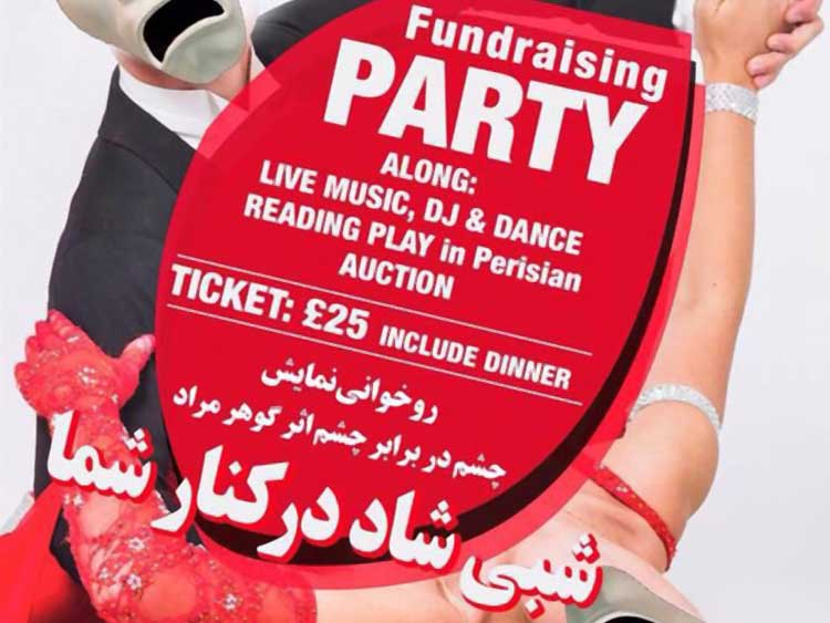 Fundraising PARTY for upcoming cultural festival