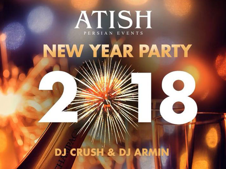 Atish New Year´s Eve Party 2018