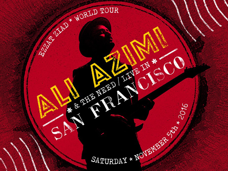 Ali Azimi live in San Francisco