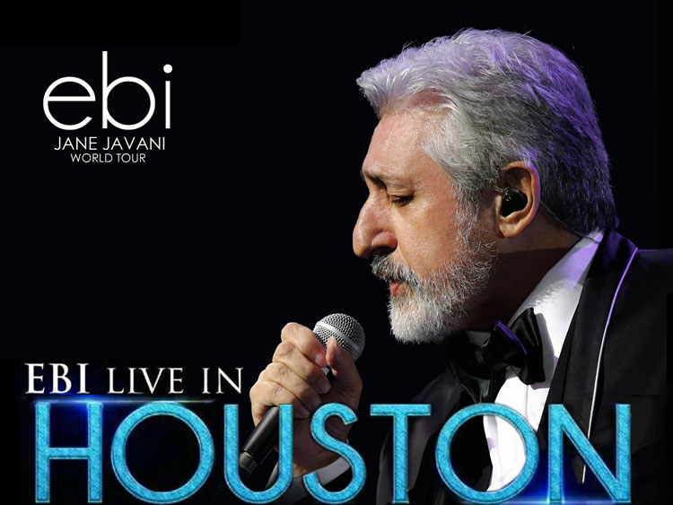 Ebi live in Houston