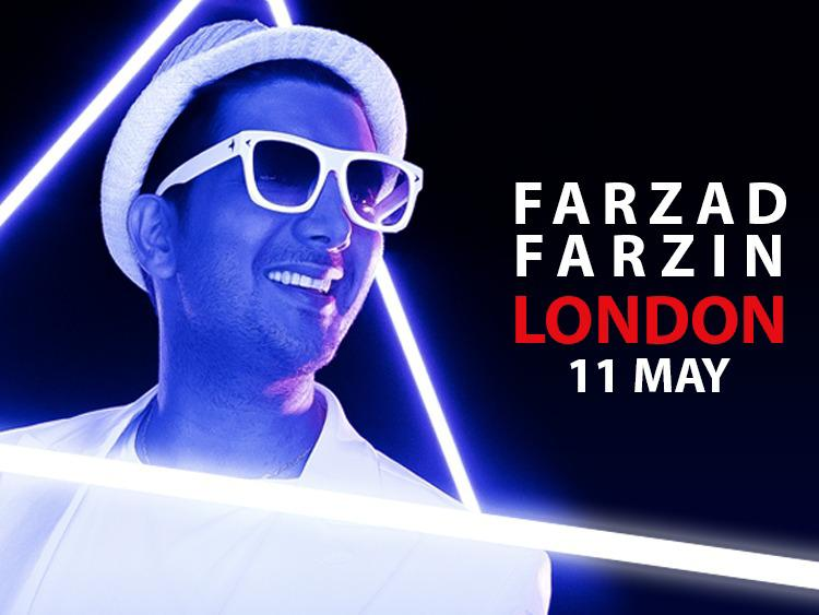 Farzad Farzin live in London