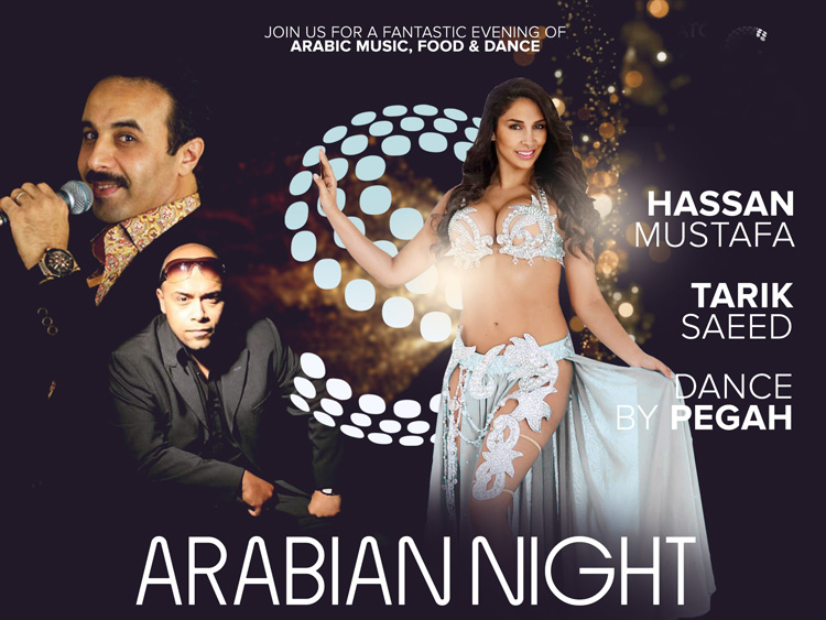 SENATOR Arabian Night