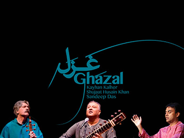 Ghazal Ensemble, Persian and Indian Improvisationsby Kayhan Kalhor