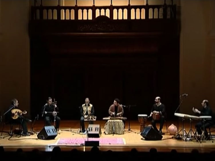 Alireza Ghorbani and the Baran Ensemble