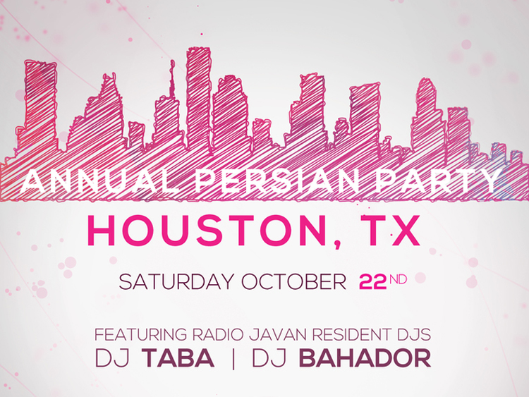 Radio Javan Annual Persian Party in Houston