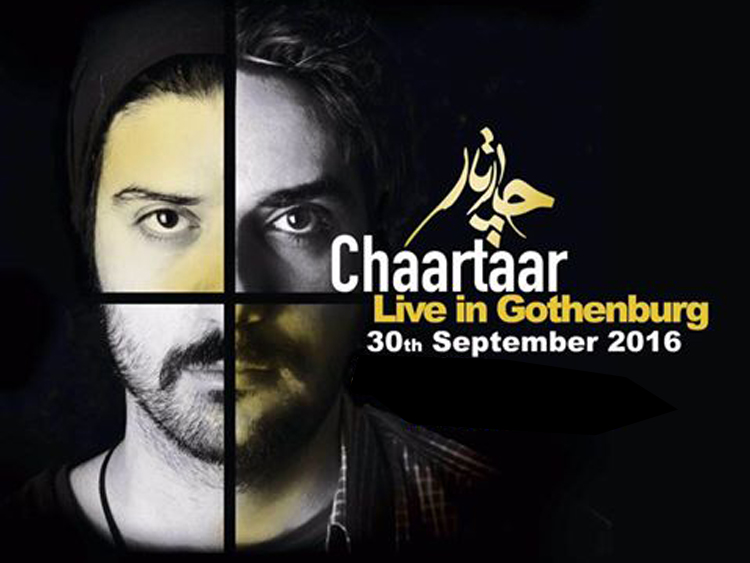 Chaartaar live in Gothenburg