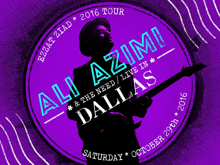 Ali Azimi live in Dallas