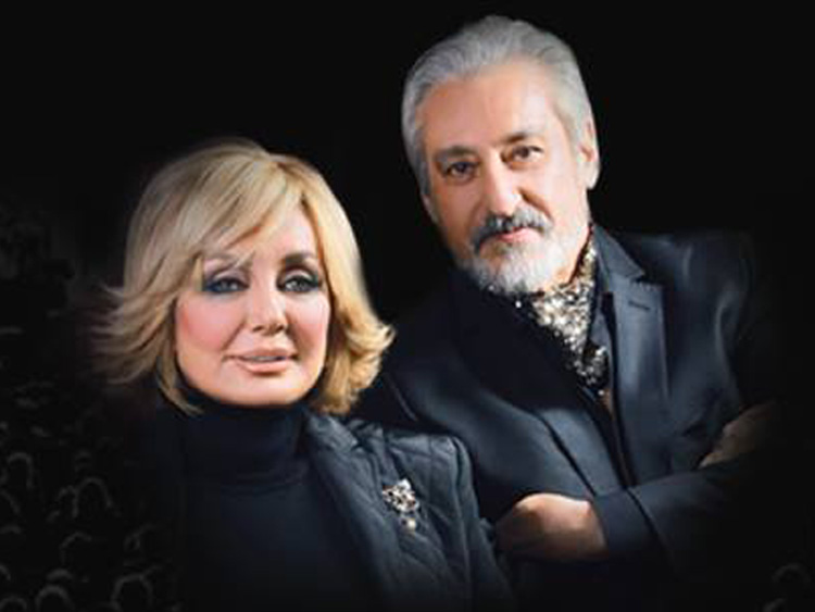 Googoosh & Ebi in Las Vegas