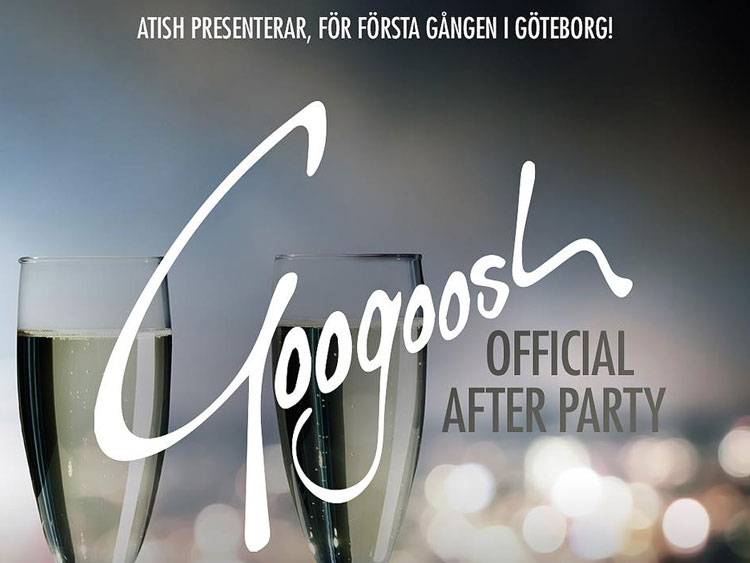 Googoosh Official After Party