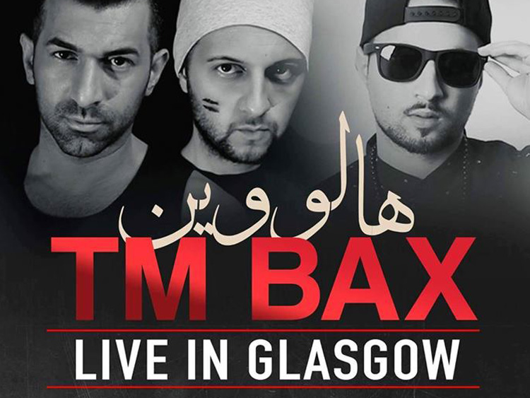 TM Bax live in Glasgow
