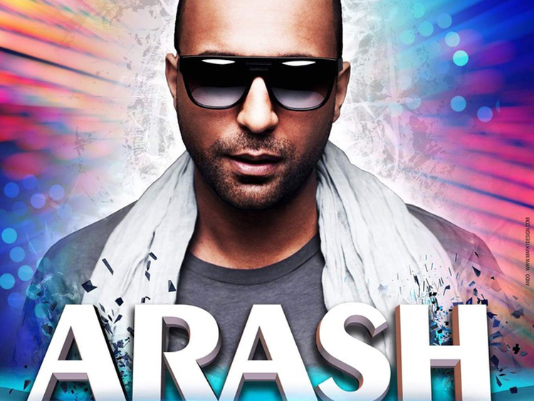 Arash live in Washington