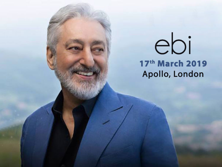 EBI live in London